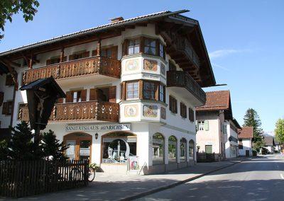 Sanitätshaus Hinrichsen Garmisch Partenkirchen